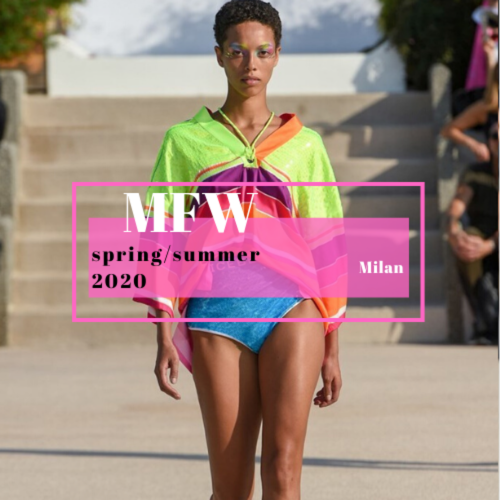 Milan Fashion Week |Ss20| Episode 2